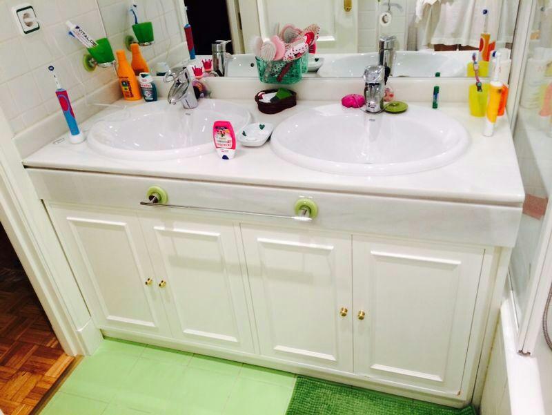 Reparar mueble lacado blanco simple el proceso para lacar for Restaurar muebles lacados